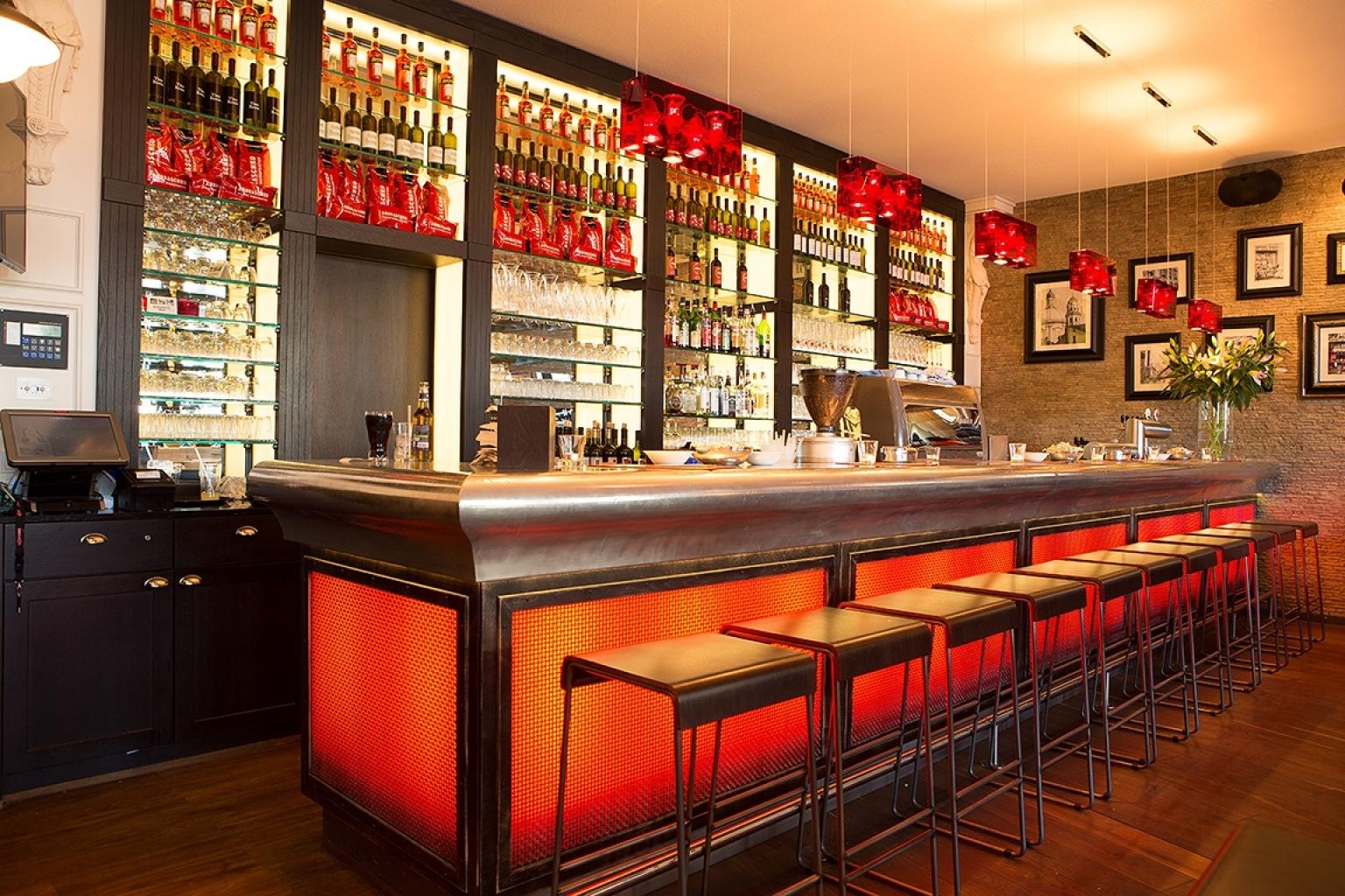 Smartcity designhotel hannover l osteria for Hotel hannover design