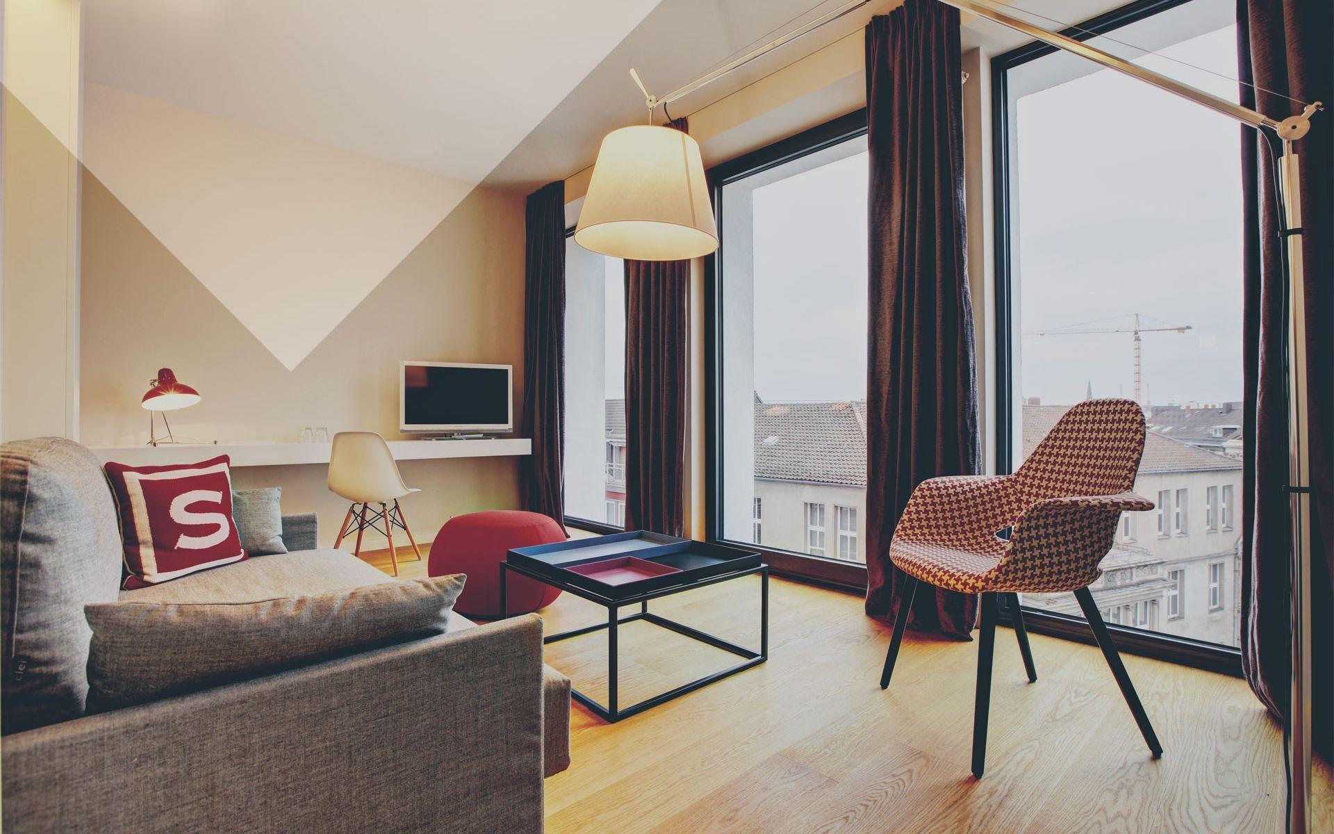 Smartcity designhotel hannover hotel for Hotel hannover design